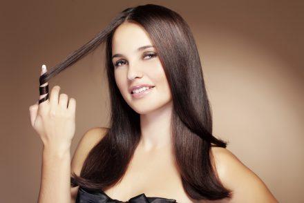как ухаживать за смешанным типом волос