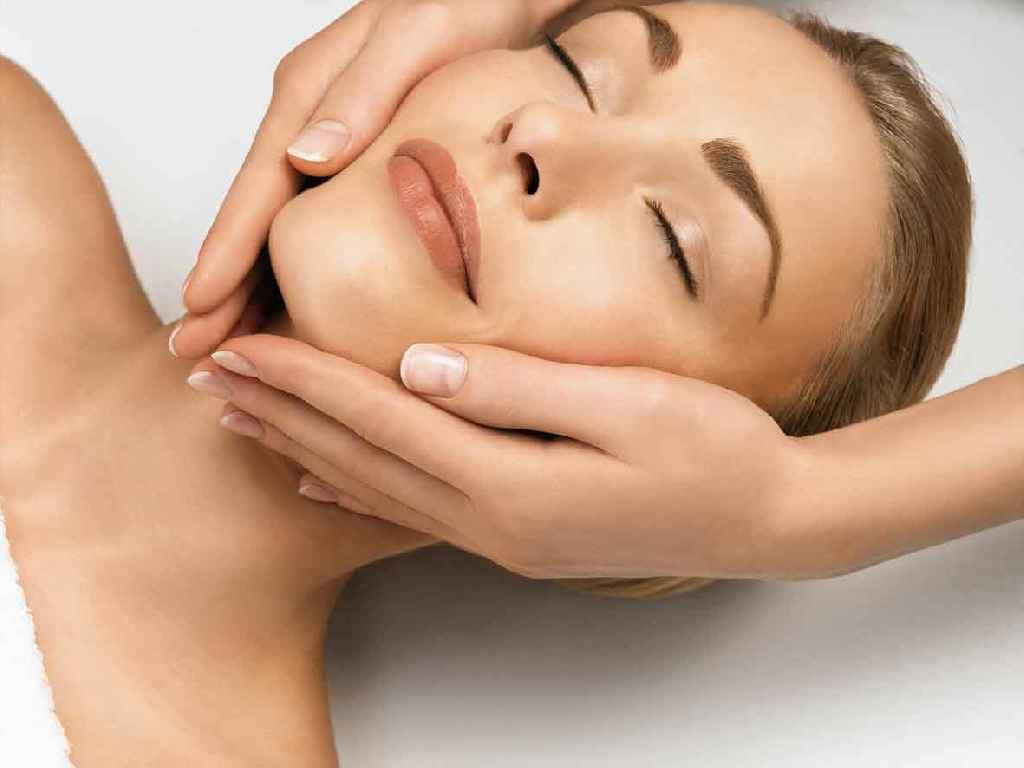чистка лица и уход за кожей