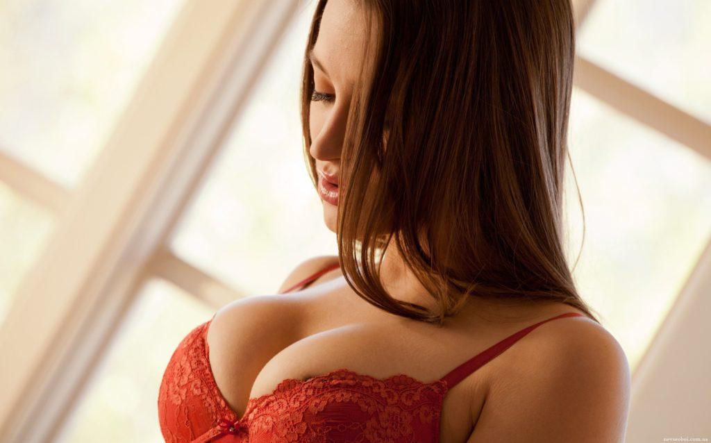 Фото онлайн красивая грудь