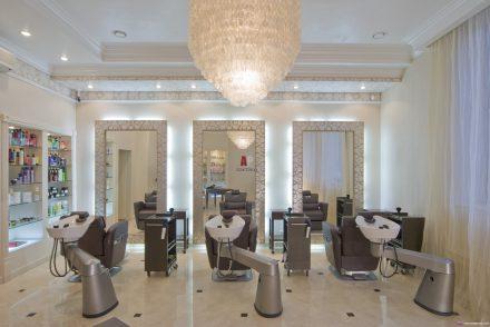 Выбираем мебель для парикмахерской
